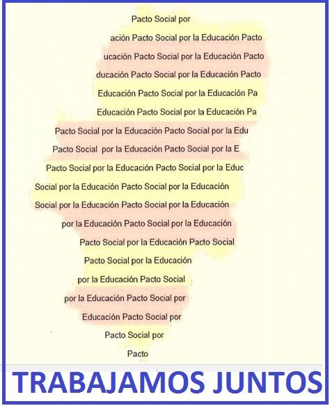Pacto educación